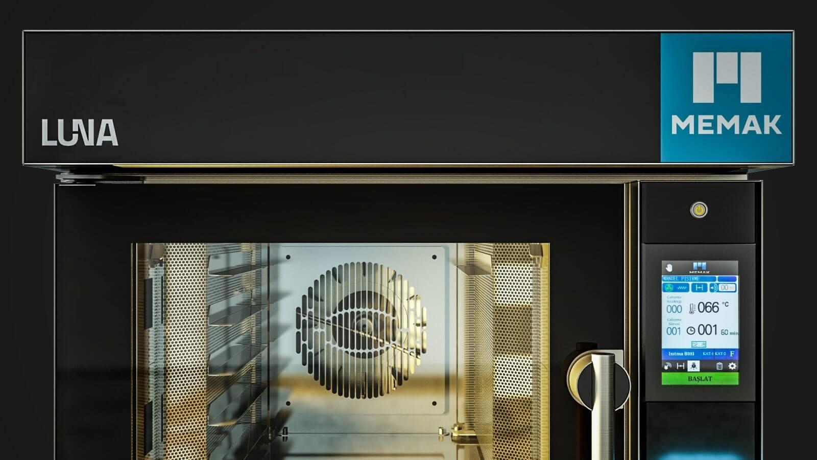 Классификация конвекционных печей фото
